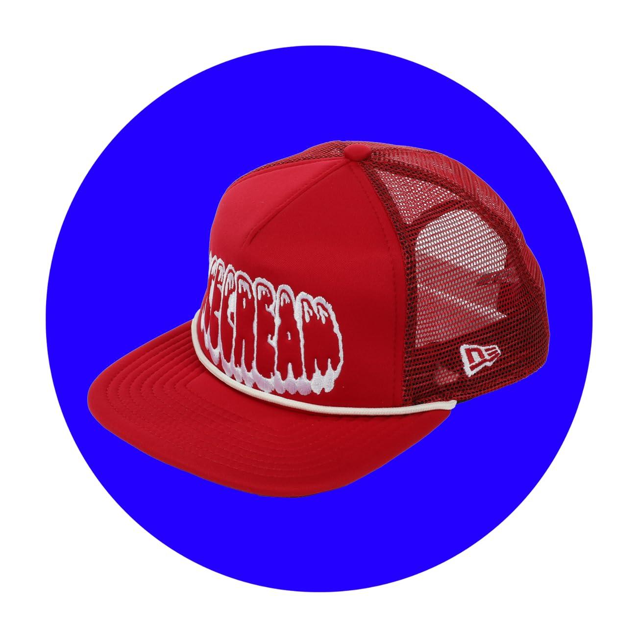 Ice Cream Rear View Hat
