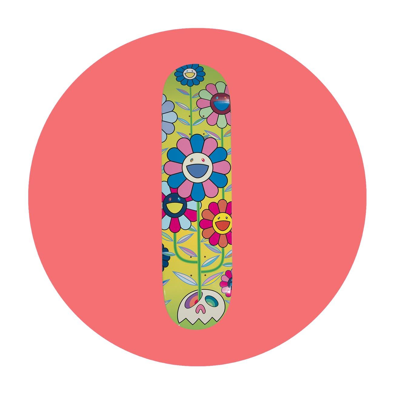 ComplexCon Takashi Murakami Flower Cluster Deck