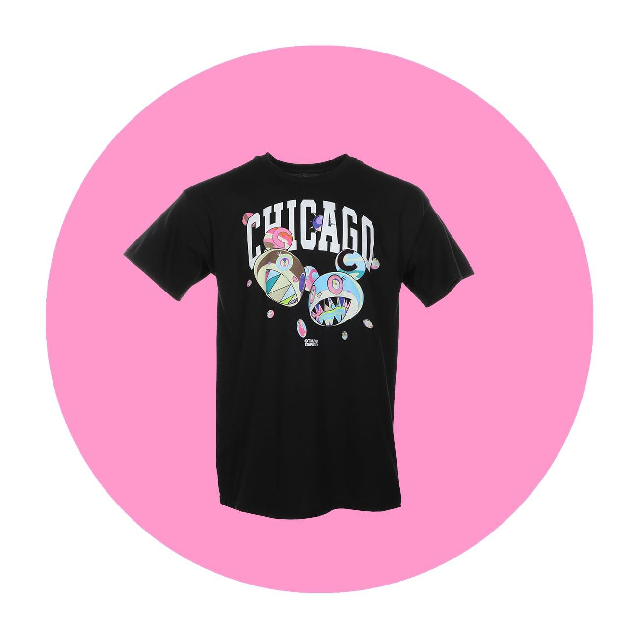 ComplexCon Takashi Murakami Chicago Discord Tee | FindZen
