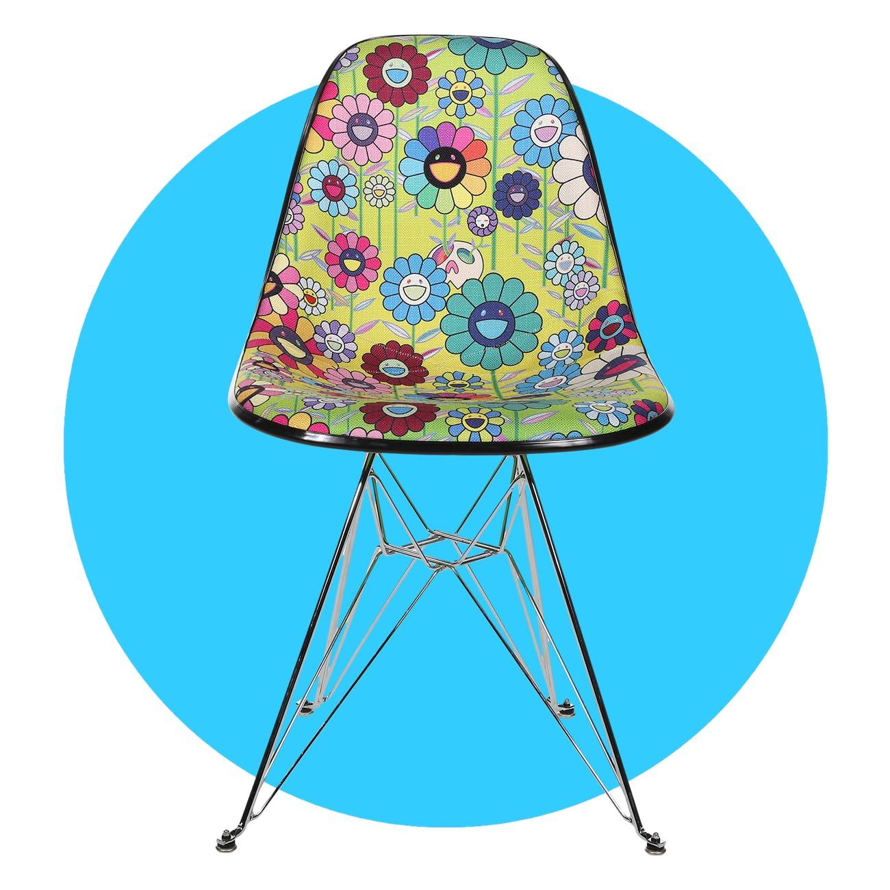 ComplexCon Takashi Murakami x Modernica TMKK Chair