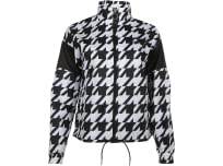Select color: Black Houndstooth
